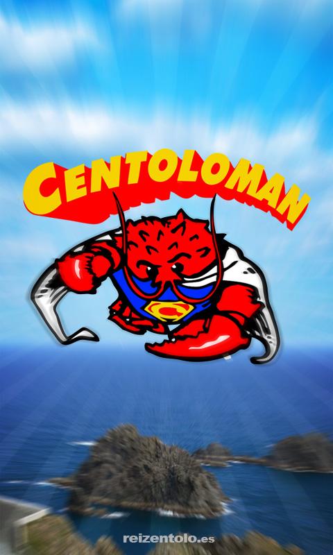 fondo de pantalla Centoloman