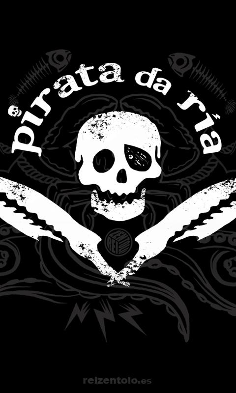 fondo de pantalla Piratas