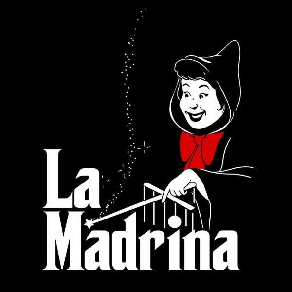 CAMISETA MADRINA