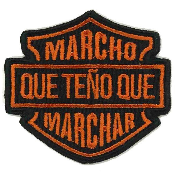 PARCHE HARLEY