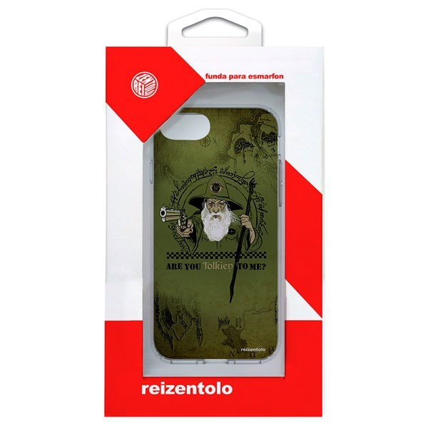 CARCASA TOLKIEN IPHONE