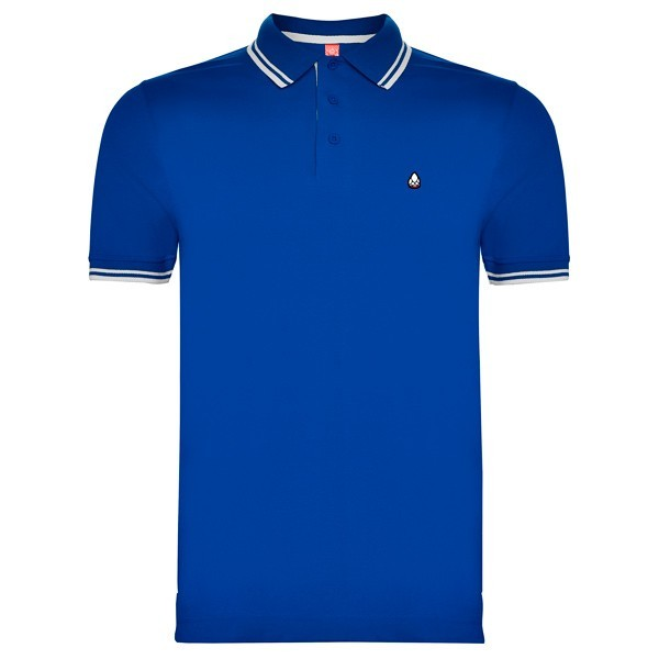 Polo Percebe azul royal...