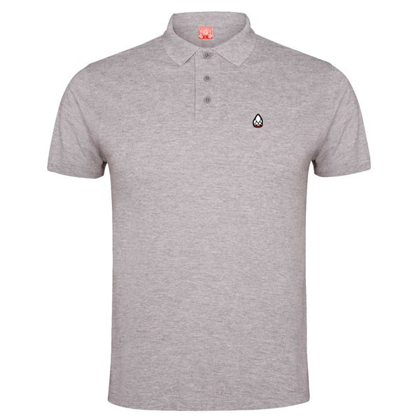 Polo percebe vigore gris...