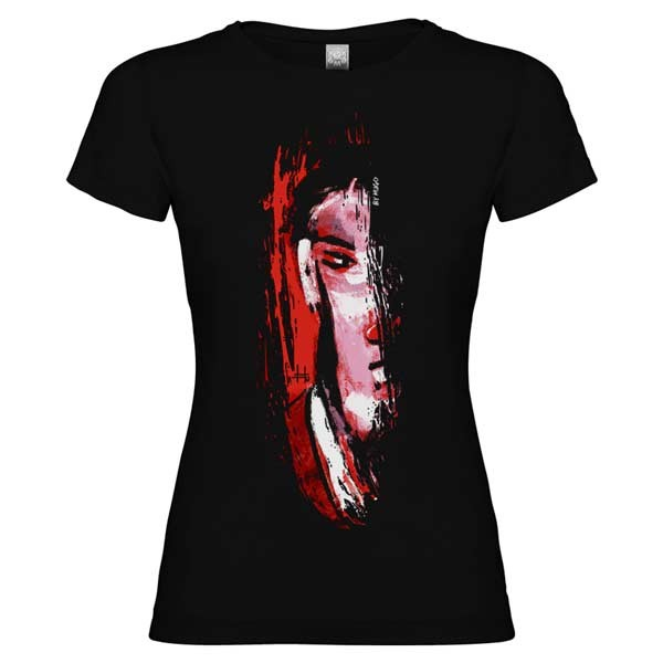 "Camisetas solidarias ""Pepe"" mujer - Art for Dent"